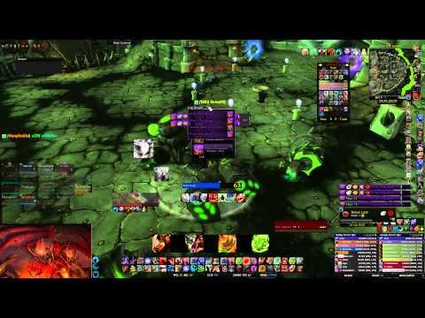 [World of Warcraft] Hellfire Citadel Druid Tank LIVE : Heroic Archimode, Normal Farm