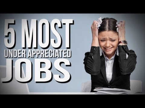 Top 5 Jobs People Don't Understand