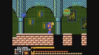 Astyanax | Part #1 | ©1990 Nintendo Entertainment System