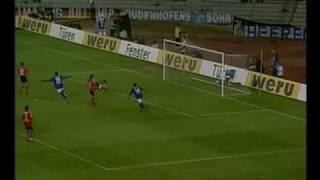 DFB Pokalfinale 01/02 - Bayer Leverkusen vs. FC Schalke 04