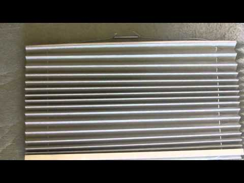 HOW TO: Re-String a Pleated RV Window Shade