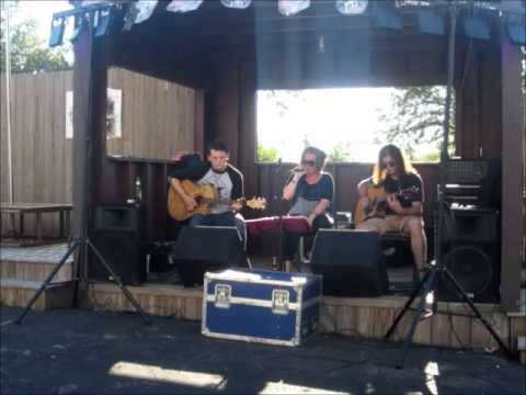 Acoustic Trio Covers here Without You By 3 Doors Down video