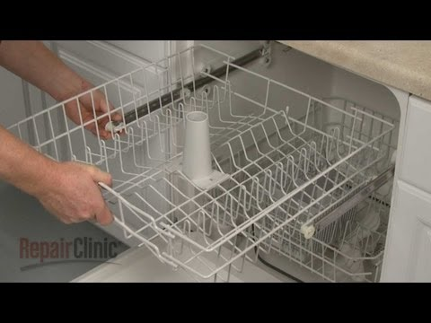 Upper Dish Rack Assembly - GE Dishwasher