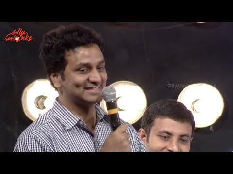 Avasarala Srinivas Speech  Superstar Kidnap Movie Audio Launch video