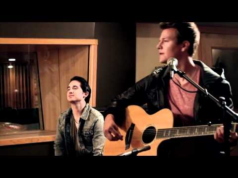 Boyce Avenue ft. Tyler Ward - Fix You (Coldplay Cover) (Legendado...