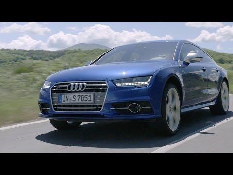 First Drive ► 2015 Audi S7 Sportback