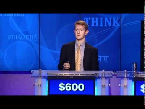 Jeopardy! IBM Watson Day 1 (Feb 14, 2011) Part 2/2