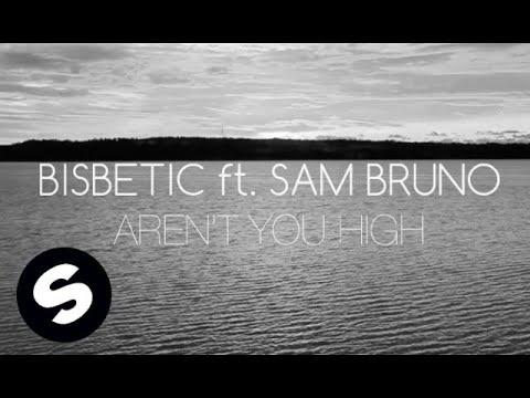 Bisbetic ft Sam Bruno - Aren't You High