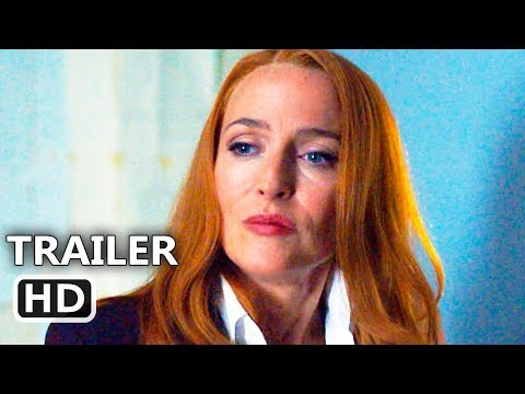 THE X-FILES Season 11 EXTENDED Trailer (2018) Mulder, Scully TV Show HD