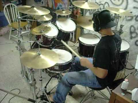 Manahan - Blog 1 (Drums)