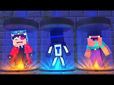 The Lab: Теросер против Демастера! Мини игры в майнкрафте | Minecraft