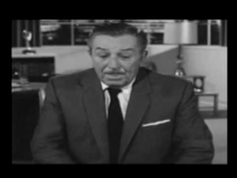 Walt Disney quote Video