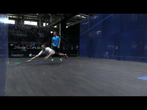 Squash: Grasshopper Cup 2015 Round Up : Rd1 [Pt1]
