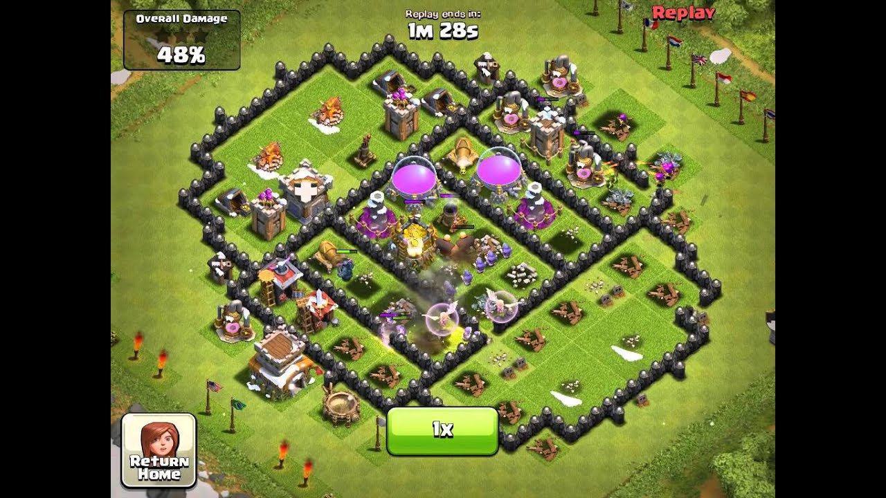 Version History  Clash of Clans Wiki  FANDOM powered by