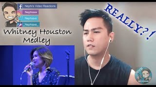 Download Lagu KATRINA VELARDE - Whitney Houston Medley MusicHall Metrowalk | REACTION Gratis STAFABAND