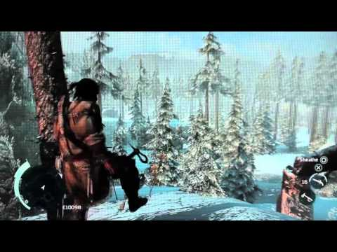 Assassin's Creed 3: All Unlockable Outfits Gameplay (Altair. Ezio. Achilles. Cpt. Kidd.etc)