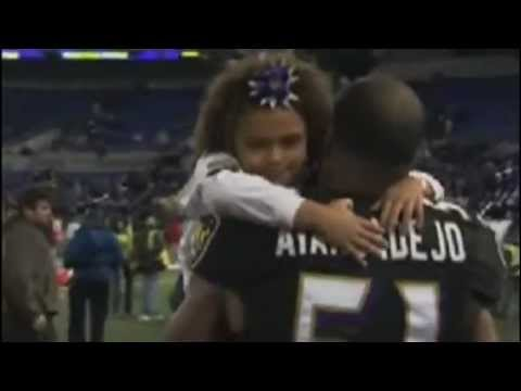 Ray Lewis Of Baltimore Ravens Gives Very Uplifting Speech After AFC Championship Lost To Patriots