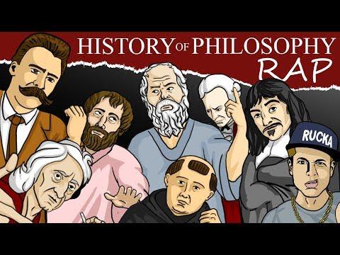 History of Philosophy RAP ~ Rucka Rucka Ali