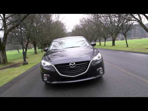 The All New 2014 Mazda3 - Review and Test Drive