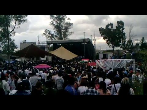 Dia De campo 2012 en Santa Maria aztahuacan 8 Oct 2012