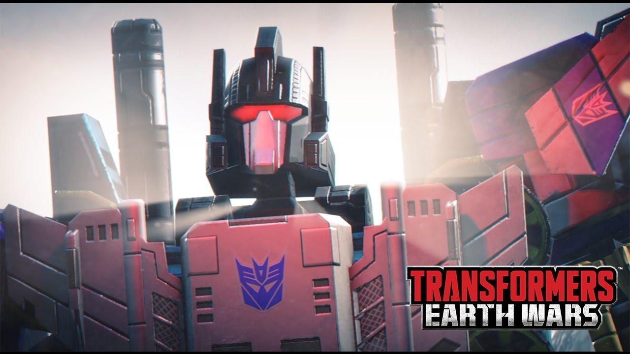 NEW TRAILER: Transformers: Earth Wars
