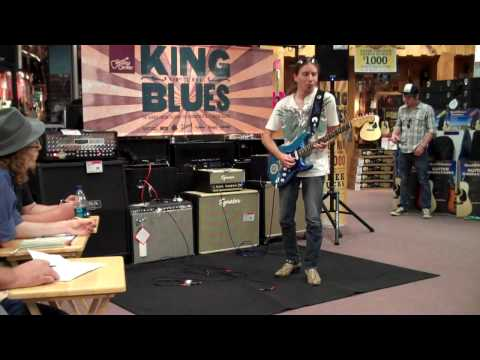 Tommy Katona - King Of The Blues Competition