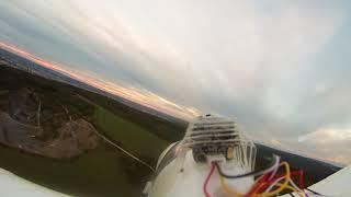 Beta 1400, Taranis X9D a let do výšek a zpět