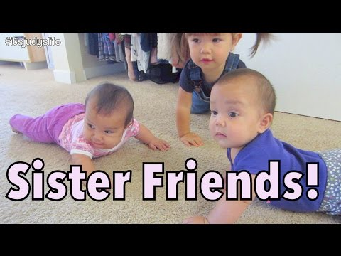 Sweetest Sister Friends! - September 13, 2014 - Itsjudyslife Daily Vlog video