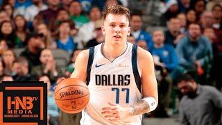 Dallas Mavericks vs Atlanta Hawks Full Game Highlights | 12.12.2018, NBA Season