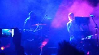 Remind Me (feat. Svein Berge)- Röyksopp (Live @ Six Flags, 26.03.11)