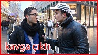 Türkiye'yi Sorarken Kavga Çıktı !!! - Mesut Tv