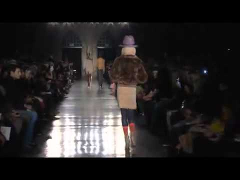 Vivienne Westwood Red Label - Fall Winter 2011/2012 Part 1