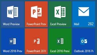 Descargar Microsoft Office 2016 Full Español + crack