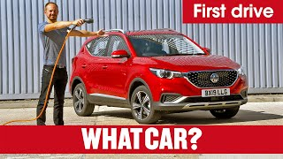 2020 MG ZS EV review – a £20,000 electric car bargain? | What Car?