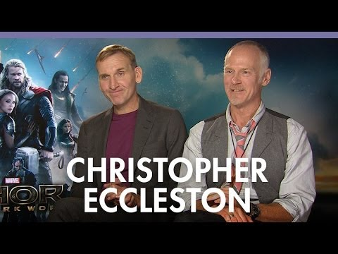 Christopher Eccleston, Alan Taylor On 'Thor: The Dark World' And Elf Sex!