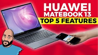 Huawei MateBook 13 Review: Top 5 Features!