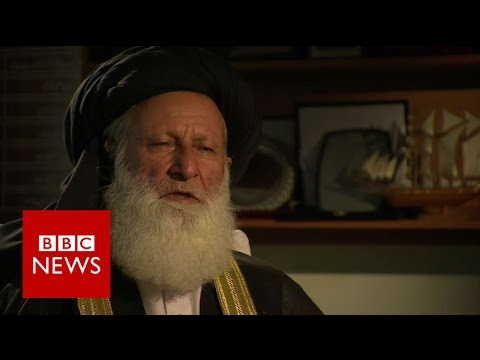 Mullah defends 'beat your wives lightly' advice - BBC News thumbnail