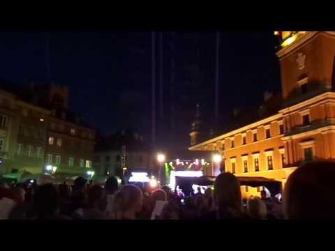 Warszawiacy śpiewają (nie)zakazane Piosenki 1 Sierpnia 2013 (Warszawskie Dzieci)
