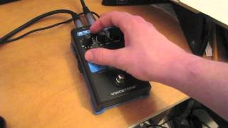 TC Helicon C1 Hardtune Review