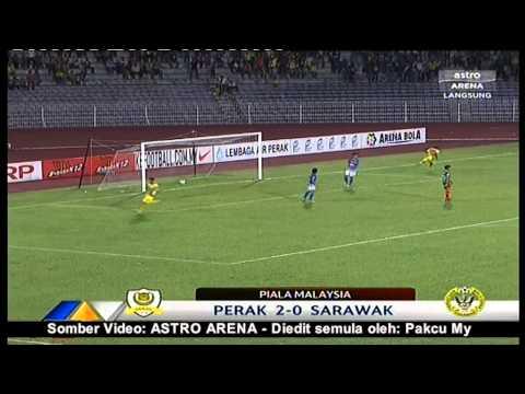 Perak vs Sarawak (Piala Malaysia 2014 - Kump. B)