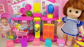 Baby Doll surprise egg shop toys play