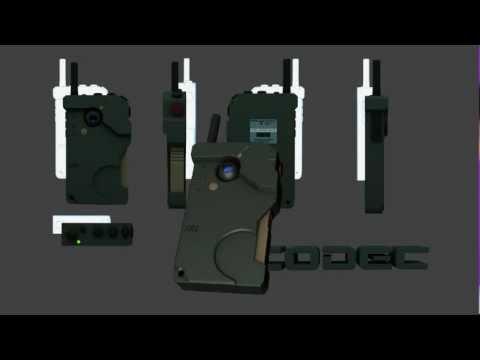 Metal Gear Solid Ground Zeroes codec