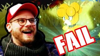 Shiny Pokémon Fail - Clueless Trainer skips shiny Magby ¯(ツ)/¯