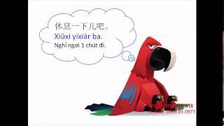 1001 câu giao tiếp tiếng Trung  thông dụng nhất cho người mới bắt đầu Tập 1 - Tiếng Trung 518