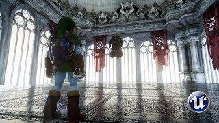 Unreal Engine 4 - Ganondorf Fight - Zelda: Ocarina of Time