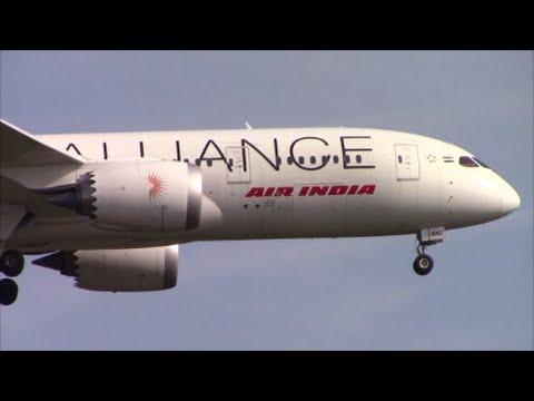 London Heathrow RWY 09L Arrivals Part 4: Air India, Aeroflot, Air Canada, etc.