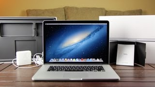 New Retina MacBook Pro_ Unboxing 15 Inch and Overview (2013)
