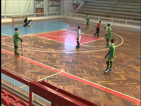 IX Torneio dos Reis: AP Porto 7-1 FP Galiza 1.ª Parte