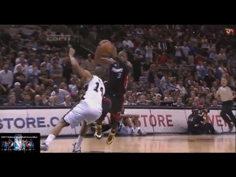 Dwyane Wade 2013 Playoffs Highlights