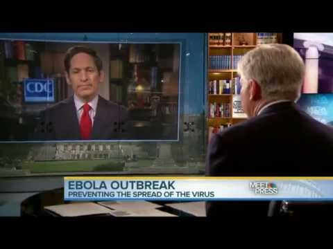 The media lies about Ebola